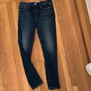 Current and Elliot skinny jeans